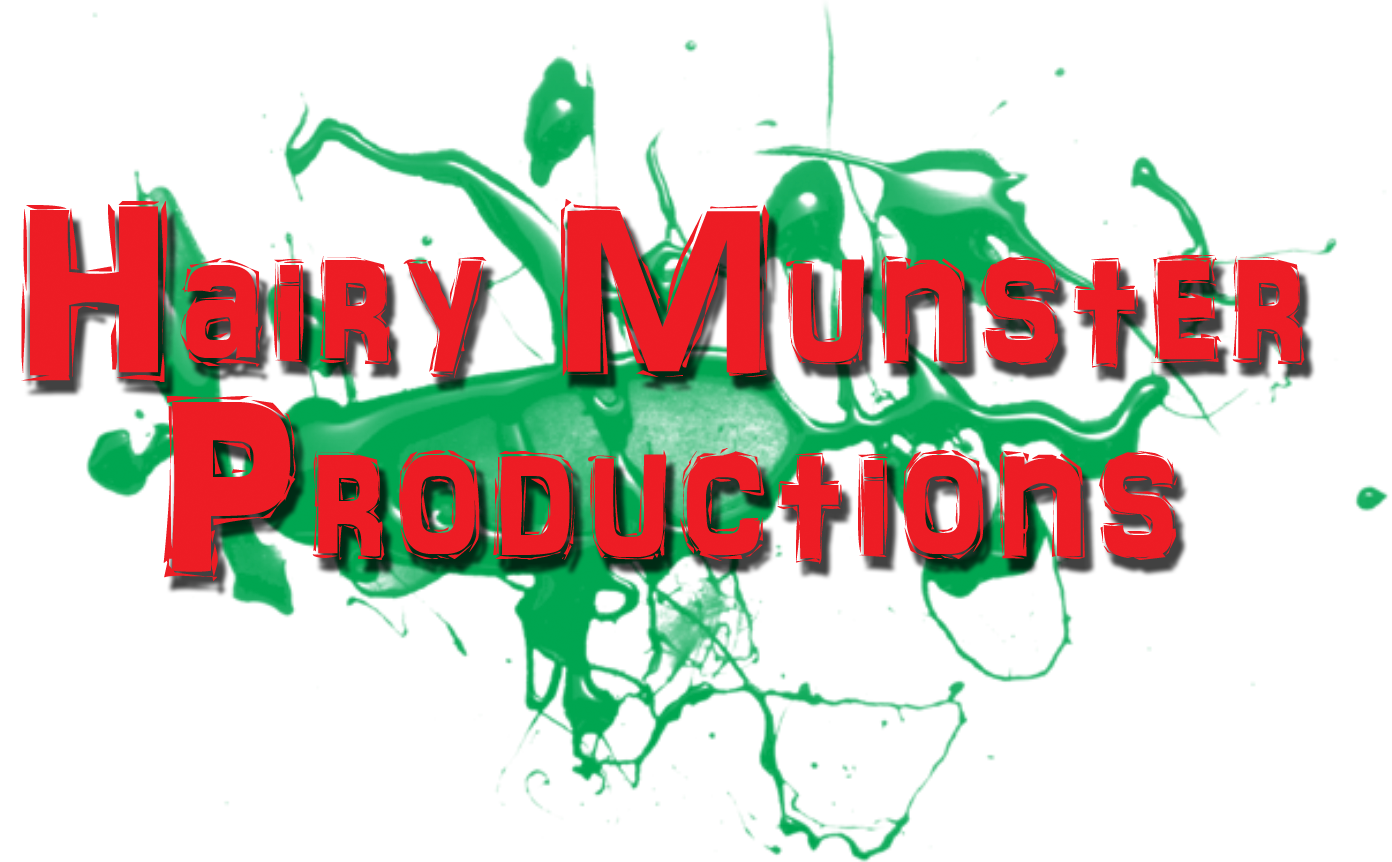 Hairy Munster Productions Logo
